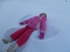 Another snow angel