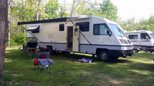 The Motor Home